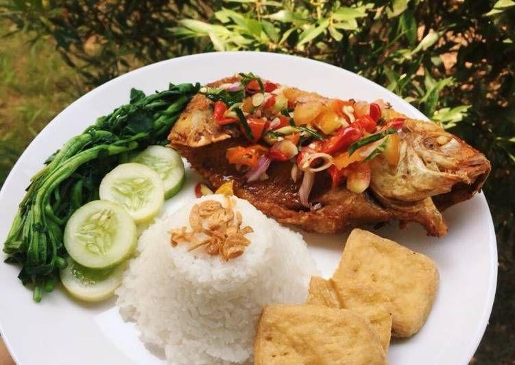 Resep Nila Goreng Sambal Matah Oleh Alvie Misshelleo Resep Resep Ikan Resep Masakan