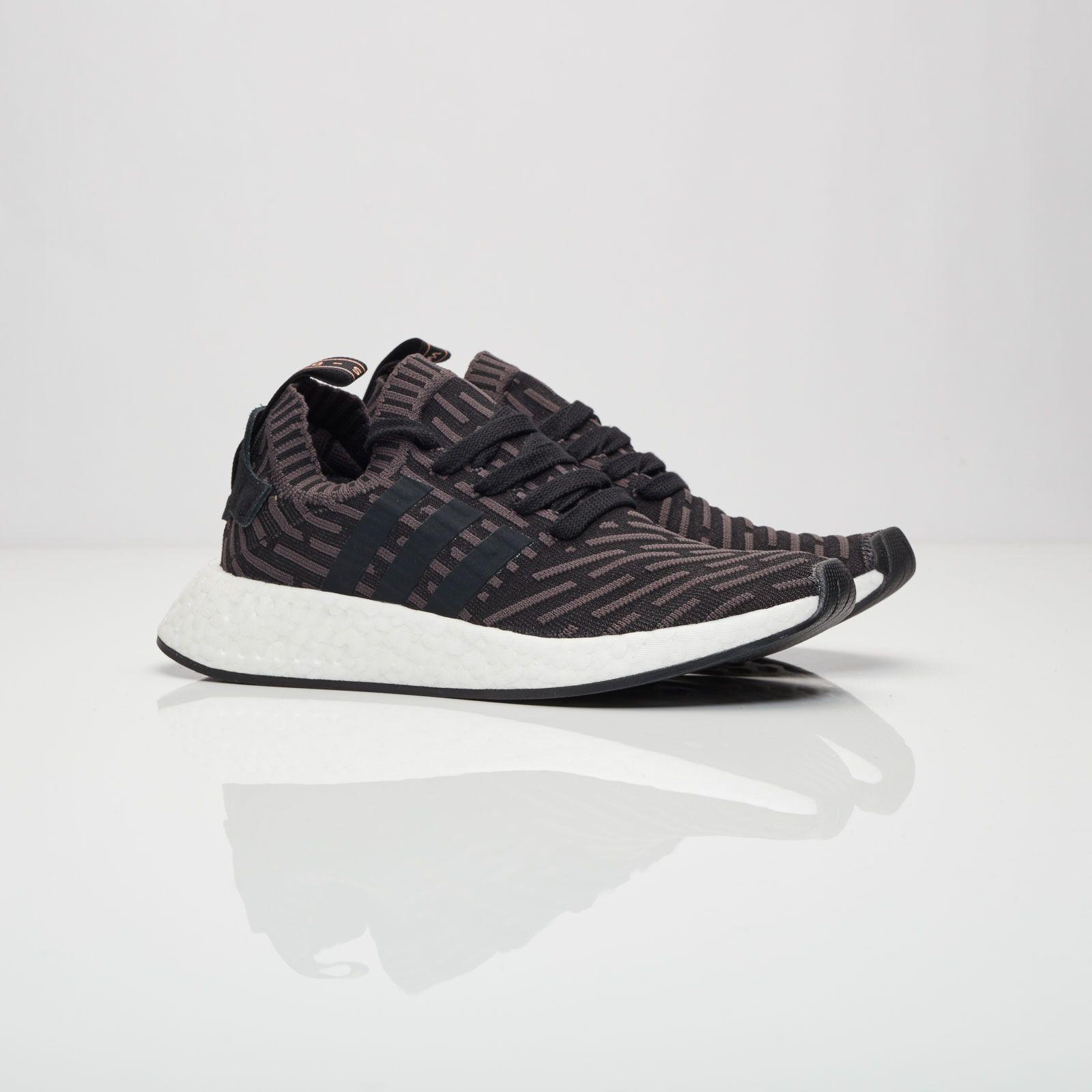 pztajb MIDNIGHT ONLINE Adidas #NMD R2 PK Trace Cargo / Core Black Credit
