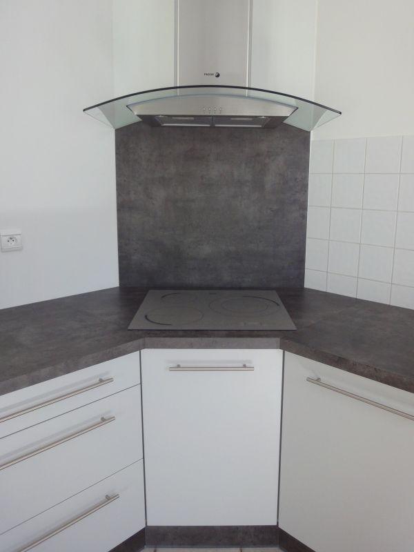plaque de cuisson en angle meuble