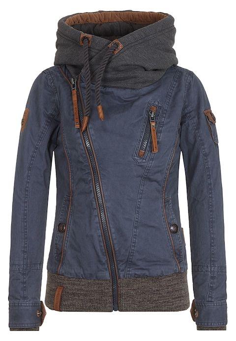 Order Naketano Majing Sirtyone Jacket online in the Blue