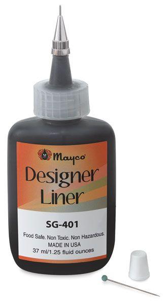 Designer Liner, Black