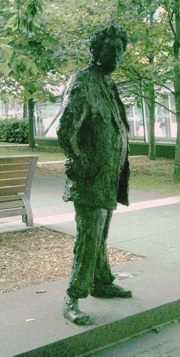 Jean Paul Riopelle Artiste Visuel Histoire Du Canada Montreal Ville
