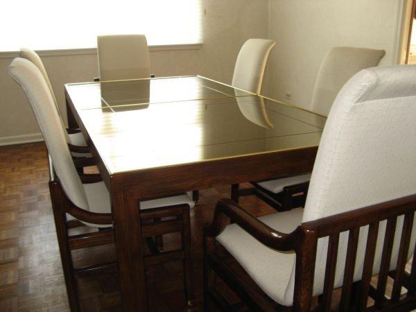Henredon Dining Room Table $600   Chicago Http://furnishly.com/dining