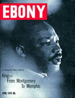 Ebony Magazine Cover 1958   Lasting images from Ebony capture Dr. King, other 20th century giants ...