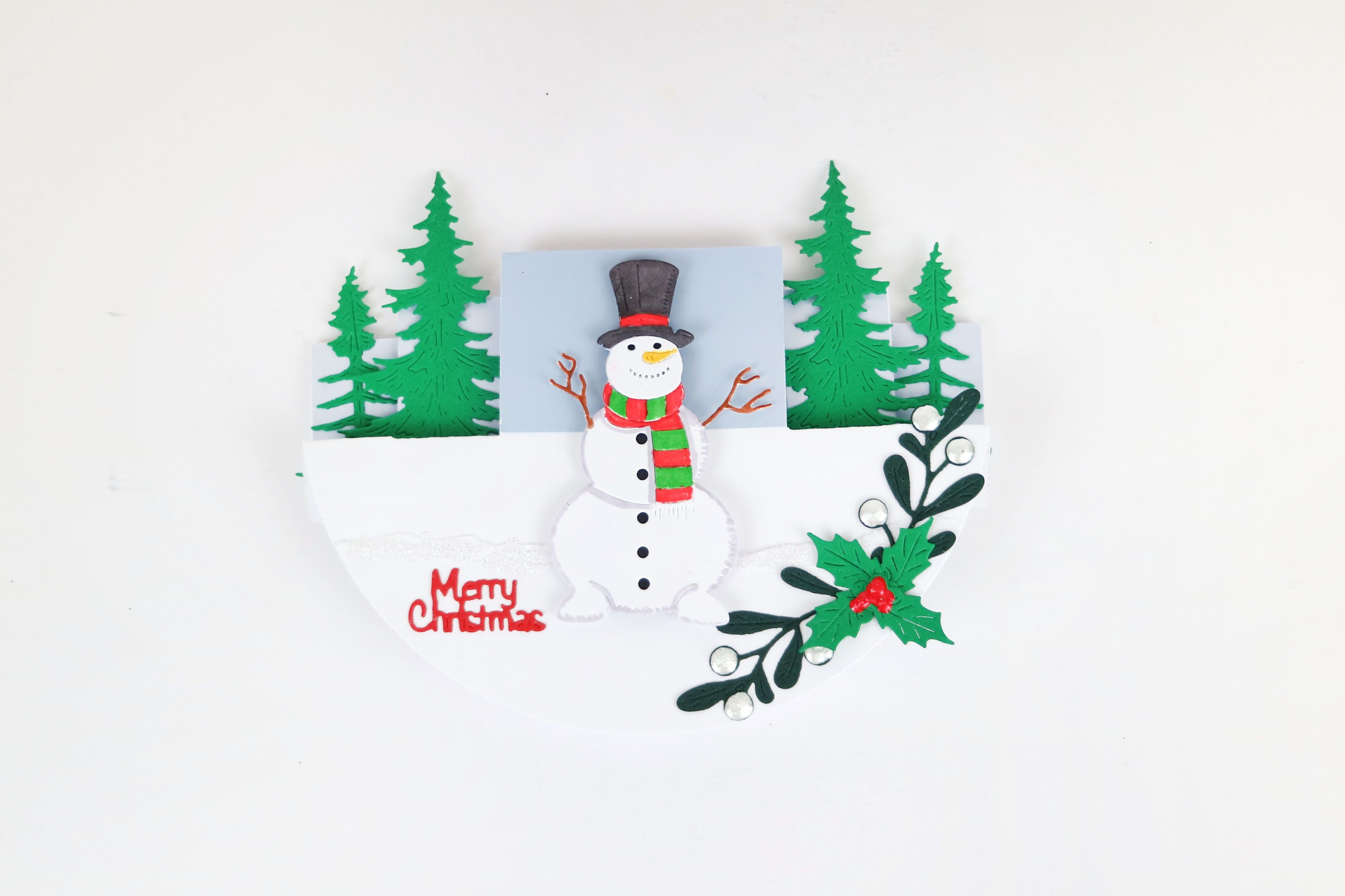Part Of The Festive Pines Collection By Tattered Lace #Crafting