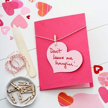 Handmade Valentines Day Cards Photos Valentines Day Gifts And
