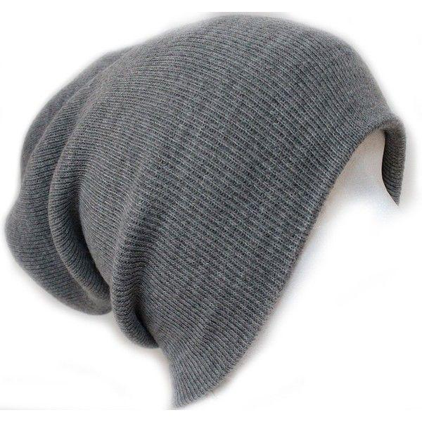 8052c9660d1 Slouchy Beanie Slouch Hat Ski Hat Snowboard Hat Ribbed Beanie Black ...