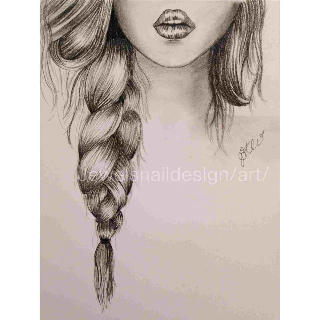 Easy Beautiful Art Drawings But Butterfly Of Nature And Drawing Hair Braid Long Hair Drawing How To Draw Braids