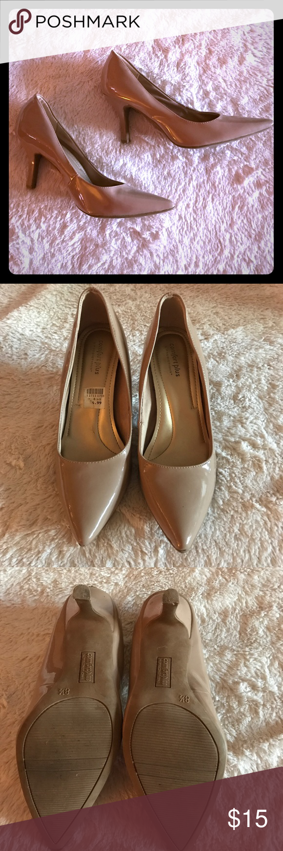 new appearance pretty cheap how to buy Dexflex comfort plus pumps! 8.5 Very comfortable, just can't ...