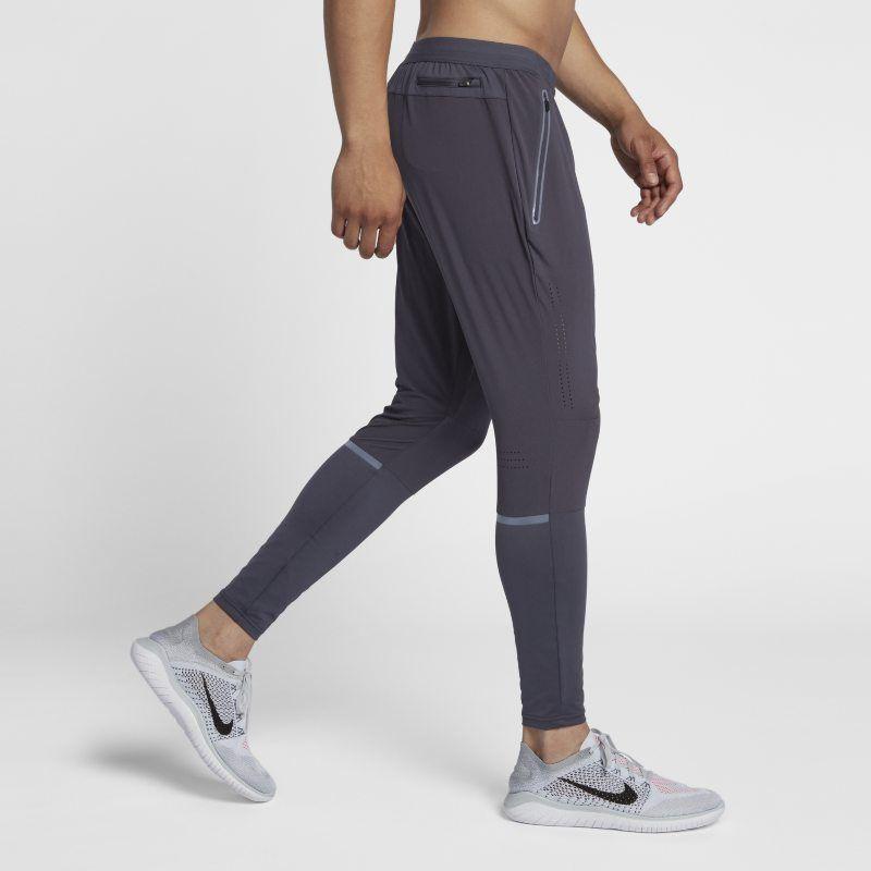 Nike Swift Men's Running Trousers Grey | Running pants