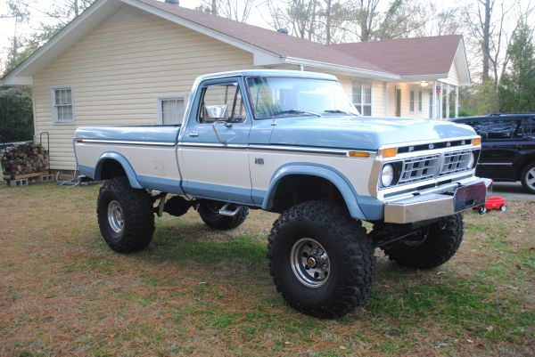 1976 F 250 High Boy Lifted Ford Trucks Ford Pickup 79 Ford Truck