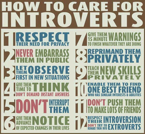 Not bad ideas on how to treat people in general :-)