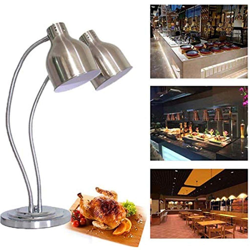 Wensa Alimentation Commerciale Lampe De Chaleur Buffet Chaud Lampe