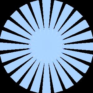 light blue sun rays clip art vector clip art online royalty free rh pinterest com