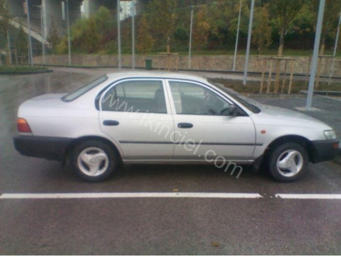 toyota corolla corolla 1.3 xl 1998 model 1998 model efsane kasa