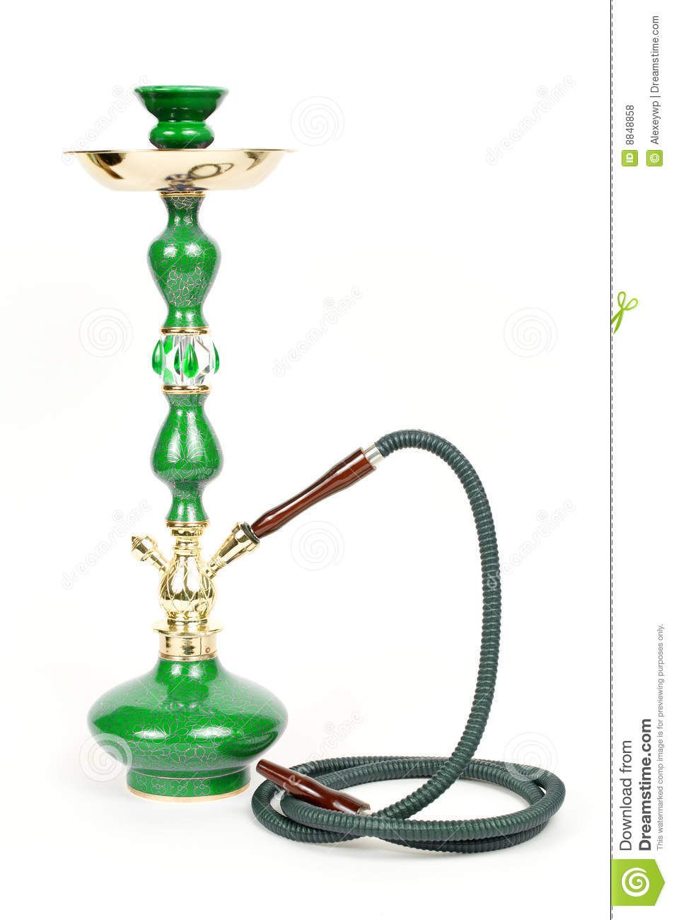 Green Hookah - Download From Over 49 Million High Quality Stock