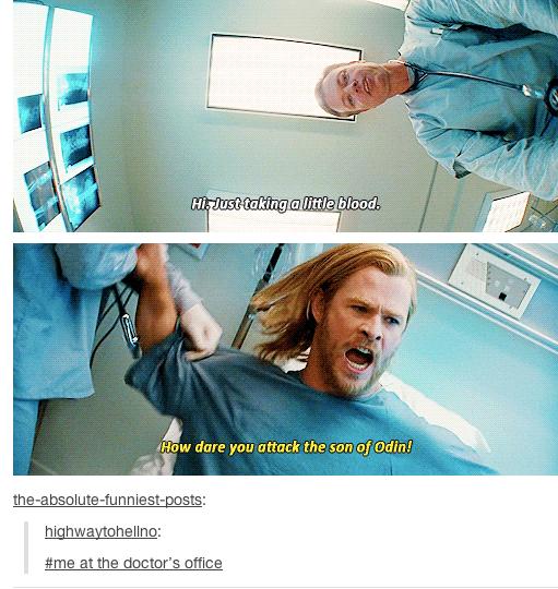 I dont have a tumblr btw | Funny | Marvel, Marvel funny