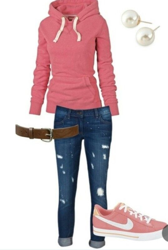 Cute Middle School Outfit Ideas | Cute girly outfit ...