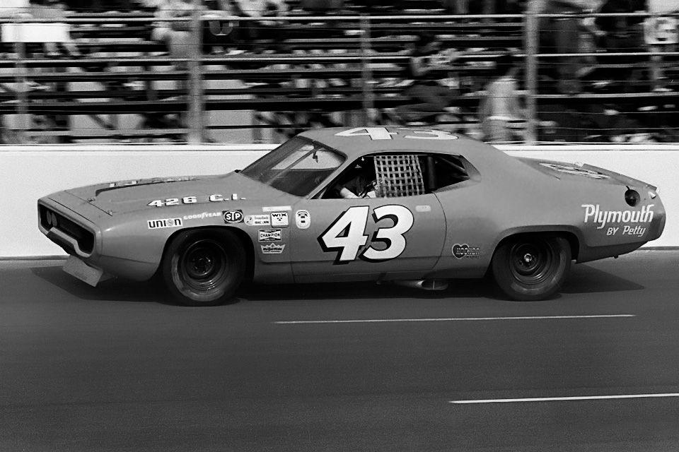 Richard Petty 1971 Richard petty, Nascar race cars