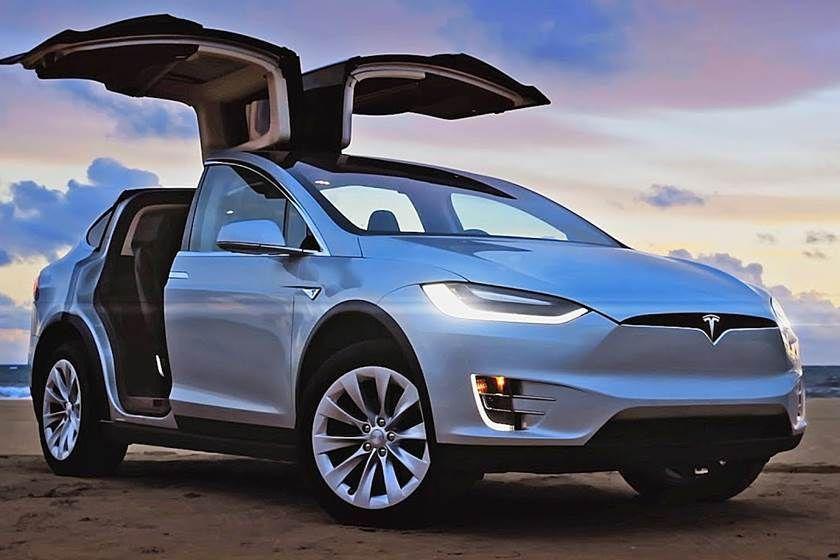 موديلات Suv تهيمن على عالم السيارات في 2018 Tesla Model X Tesla