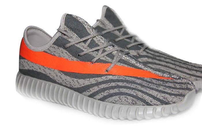 adidas yeezy grijs
