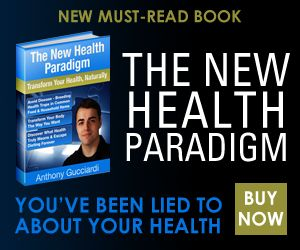 The new natural health book by Anthony Gucciardi, has loads of natural solutions & healthy fat loss strategies! $7.97