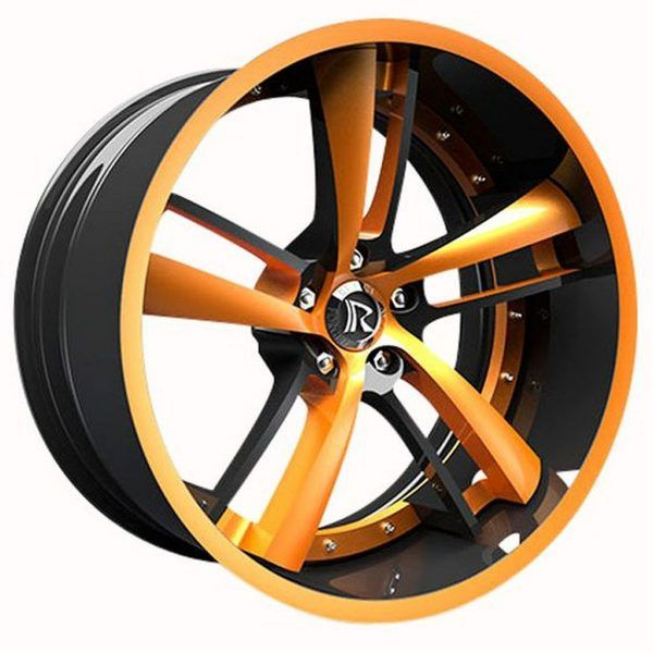 You Found The Swoops Wheels From Rucci Rucci S Swoops: Velg Color Ideas For You 25