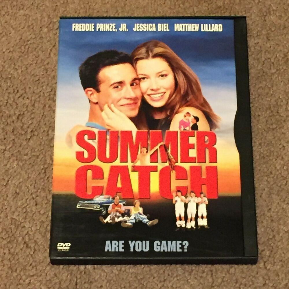 Summer Catch (DVD, Movie, Comedy, 2001, Widescreen, PG13