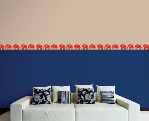 Royale Play Wall Fashion Wall Painting Designs From Asian Paints Asian Paints Wall Paint Designs House Painting