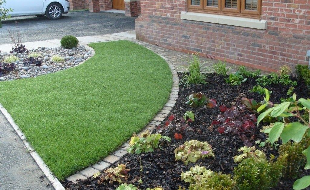 Small Front Garden Ideas With Parking Small Front Garden ...