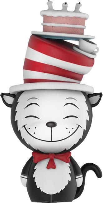 Collectables - Dr Seuss-Cat in the Hat Dorbz | COLLECTABLES - POP ...