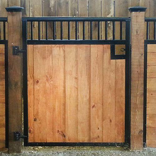Tuscany Wood Stall Door