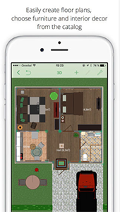 14 Apps To Help You Diy Your Home Remodel Create Floor Plan Renovation Planner Design Your Dream House