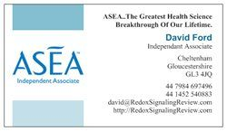 My New Asea Calling Card Just In Case You Want To Get Healthy Http Redoxsignalingreview Com Order Business Cards Digital Marketing Services Signage