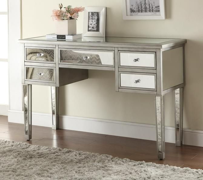 Mirrored Console Tables You Must Have, Mirrored Hall Table Australia