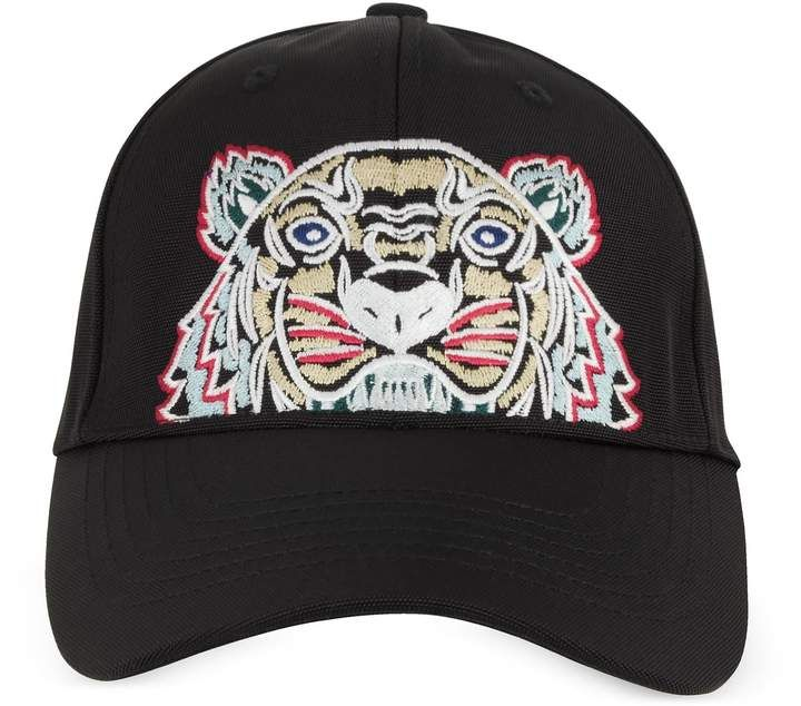 21c36c27 Tiger Canvas Baseball Cap #Kenzo#tiger#collection | Kids Fashion ...