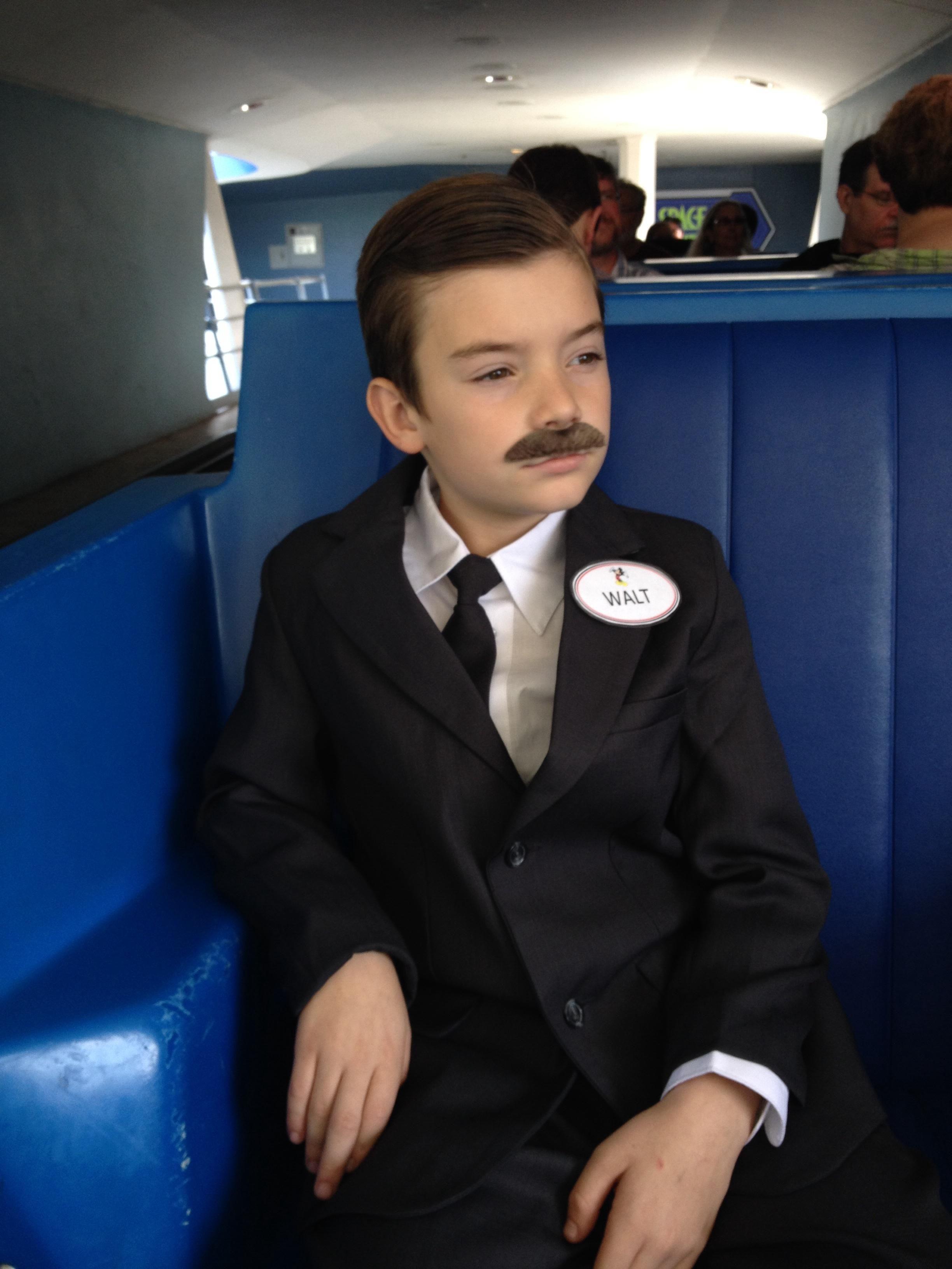 I told him he could be any Disney character he wanted on our trip  He chose his hero  is part of Disney kids - Post with 5839 votes and 13224 views  I told him he could be any Disney character he wanted on our trip  He chose his hero