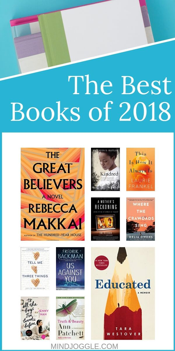 The Best Books of 2018 | Livros | Livros e Prosa
