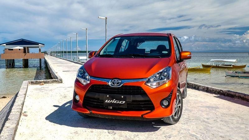 Dòng xe Hatchback cỡ nhỏ đô thị Toyota Wigo 2018 hoàn toàn mới sẽ được ra mắt tại Việt Nam, cạnh tranh trực tiếp với Hyundai i10, Kia Morning, Suzuki Celerio...