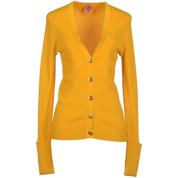 TORY BURCH Cardigan ($198) ❤ liked on Polyvore