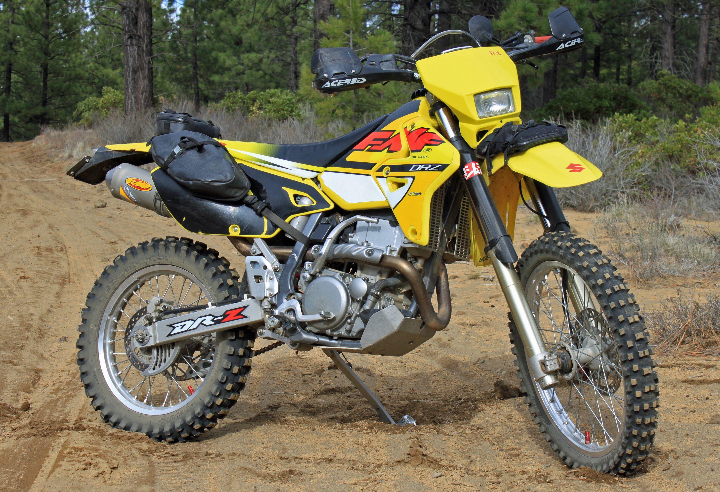 Suzuki-DR-Z400S (3) | Adventure Motorcycles | Pinterest | Dual sport ...