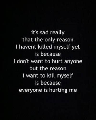 don t kill yourself quotes