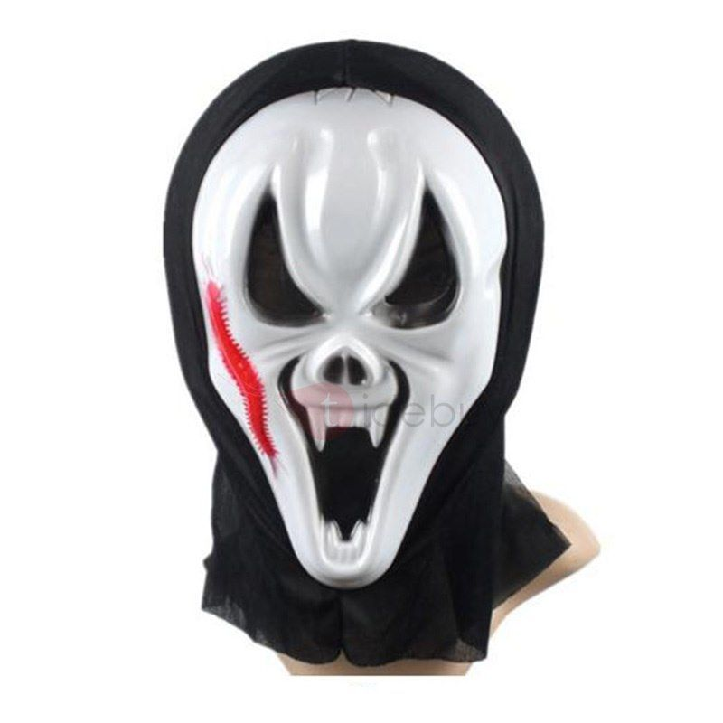 Ghastly Vampire Plastic Halloween Night Party Cosplay Masks