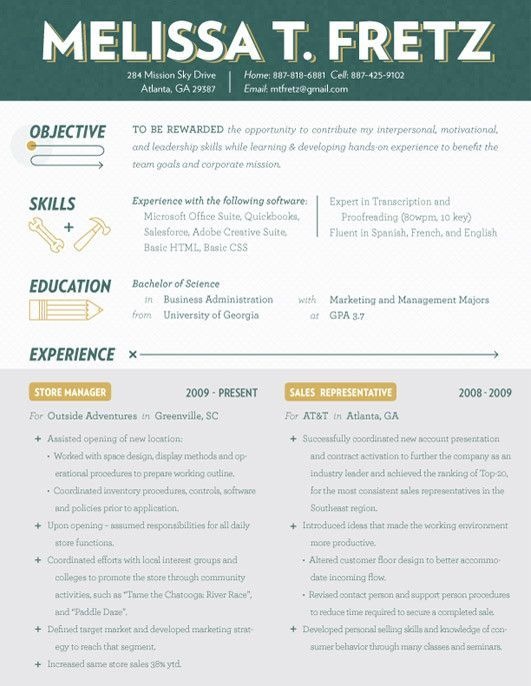 Tinted Pint Graphics, Resume ideas and Template - different resume templates