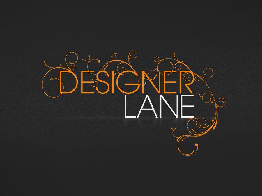 Fashion Design Fashion Designer Logo By Thinkluke On Deviantart Logo Design Fashion Logo Design Design