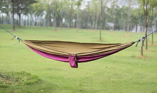 super gift  travel parachute hammocktrek light gear double hammock  camel patchwork purple super gift  travel parachute hammocktrek light gear double      rh   in pinterest