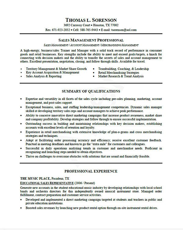 Resume Examples United States | Pinterest | Resume examples and ...