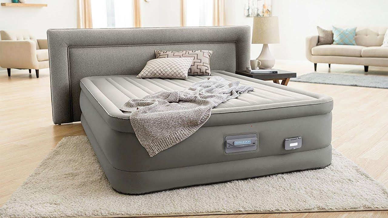 5 Best Air Mattress On Amazon Top Air Bed To Buy On 2019 Youtube Air Mattress Bedroom Air Mattress Mattress