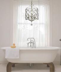 Mini Bathroom Chandeliers Google Search Bathroom Chandelier Small Bathroom Chandelier Modern Bathroom Lighting