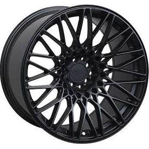 Primax P49 553094322 20 X 9 25 In Wheel Rims Flat Black With